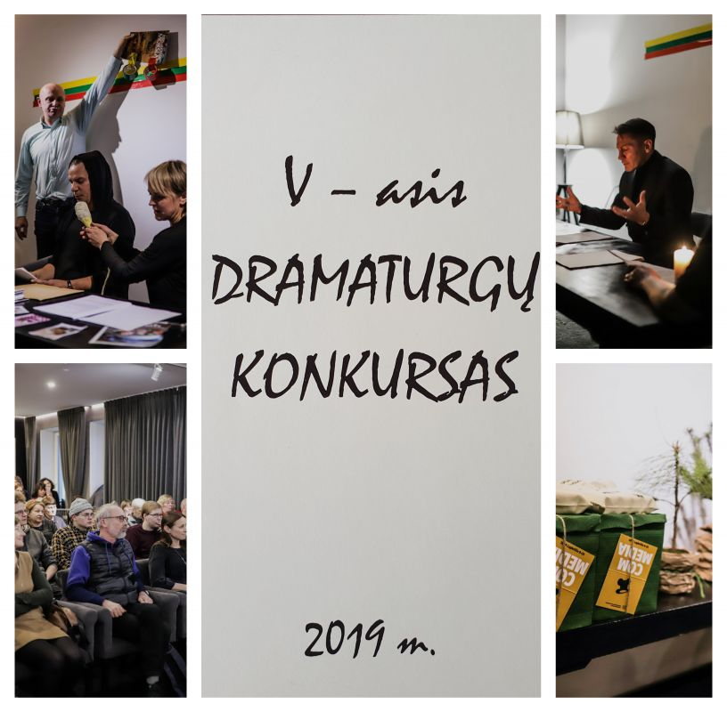 V-asis dramaturgų konkursas