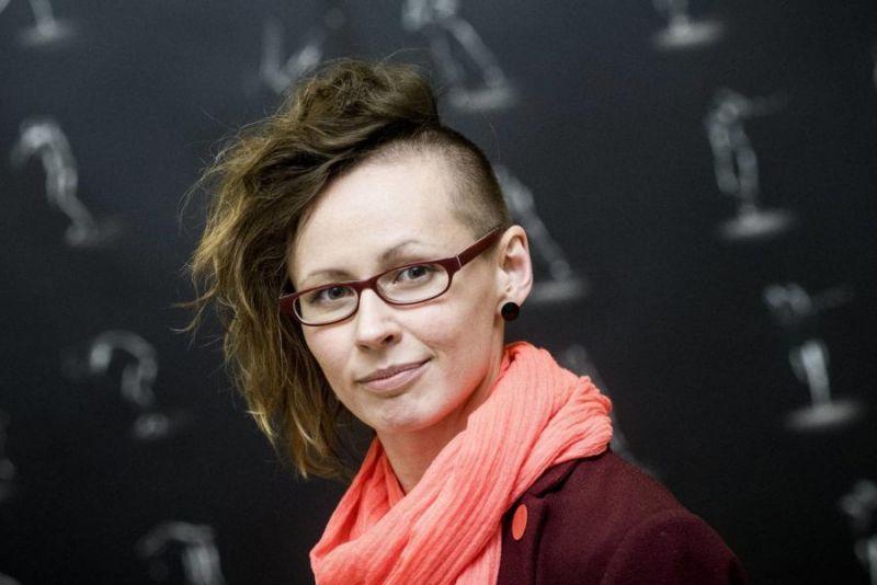 Šokio kritikė ir prodiuserė Ingrida Gerbutavičiūtė. Dmitrijaus Matvejevo nuotrauka