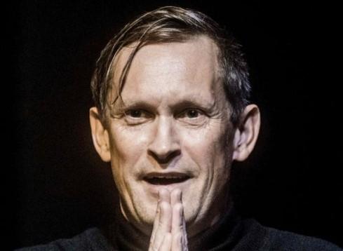 Aktorius Arūnas Vozbutas. Dmitrijaus Matvejevo nuotrauka