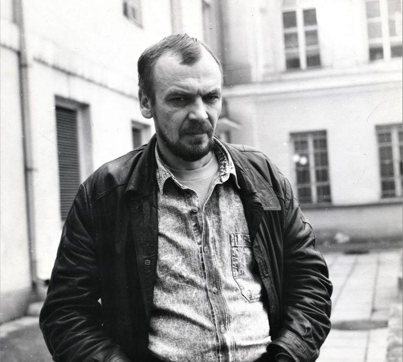 Režisierius Eimuntas Nekrošius. Arnoldo Baryso nuotrauka iš LM archyvo