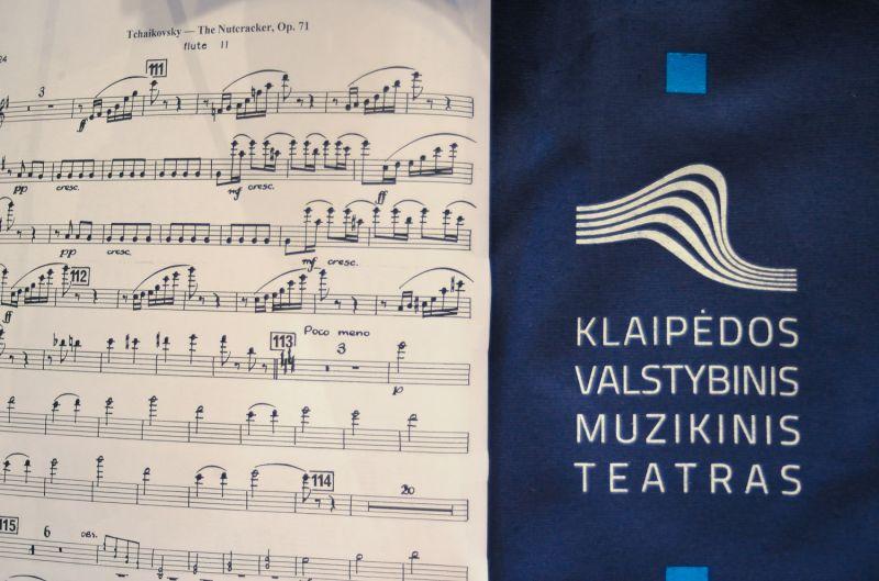 Klaipėdos valstybinis muzikinis teatras pristatė 2020 m. suplanuotas premjeras. Olesios Kasabovos nuotrauka