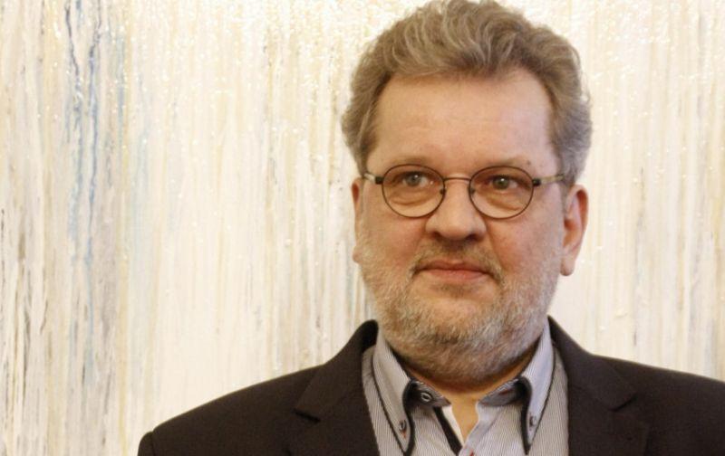 Naujasis Juozo Miltinio dramos teatro vadovas Antanas Venckus. Gediminio Savickio nuotrauka iš lrkm.lrv.lt