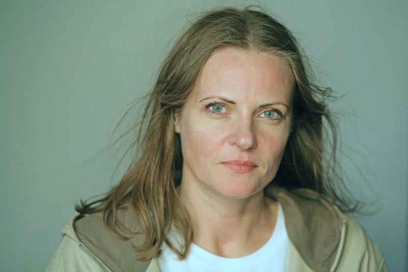 Scenografė Renata Valčik. Nuotrauka iš asmeninio archyvo