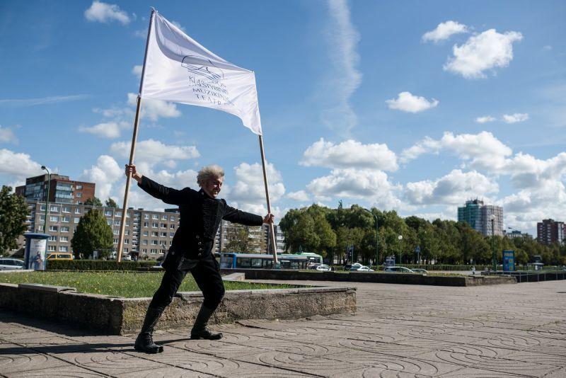 Nuotrauka iš Klaipėdos valstybinio muzikinio teatro archyvo