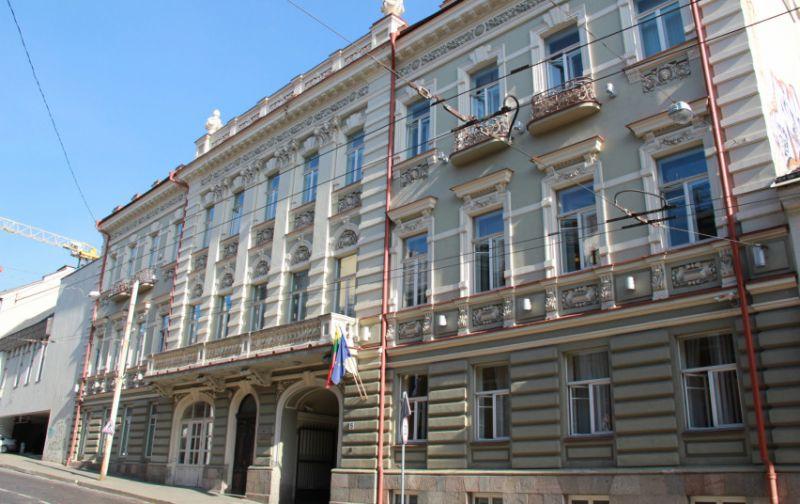 Kultūros ministerija. Nuotrauka iš LR Kultūros ministerijos archyvo