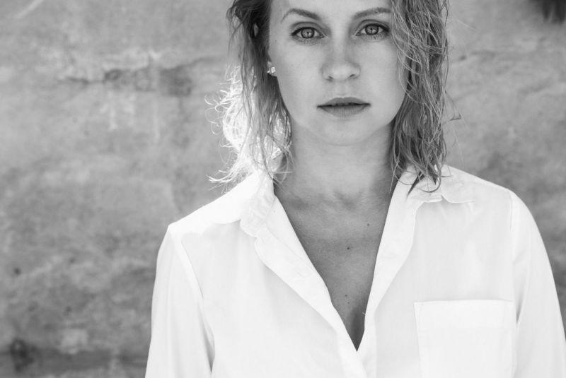 """Choreografė, šokio teatro """"Low Air"""" įkūrėja Airida Gudaitė. Vaido Jokūbausko nuotrauka"""
