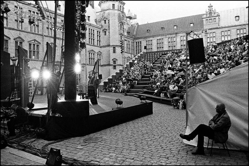 """Iš fotografijų parodos """"Nekrošiaus teatras: abipus uždangos"""". Dmitrijaus Matvejevo nuotrauka"""