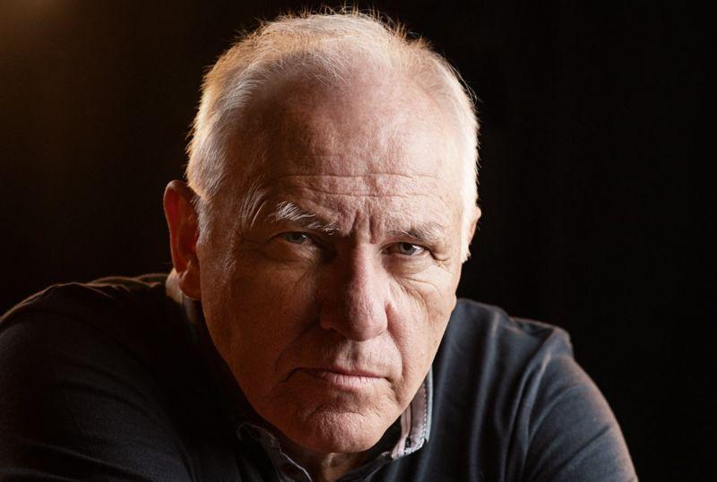 Aktorius Liubomiras Laucevičius. Dainiaus Ščiukos nuotrauka