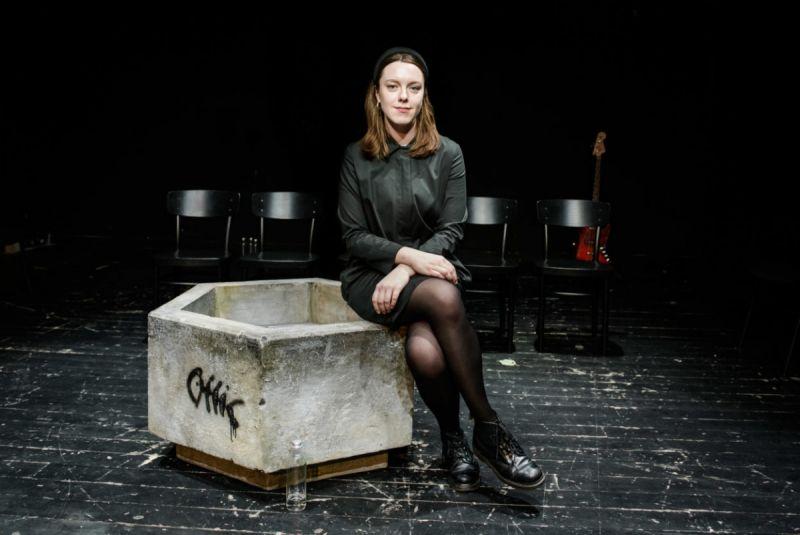 Eglė Švedkauskaitė. Lauros Vansevičienės nuotrauka