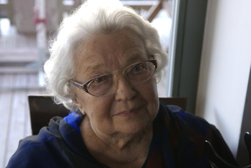 Kira Katerina Daujotaitė. 1921-2013. Šeimos archyvo nuotrauka