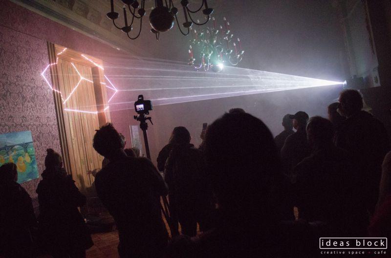 EMEM festivalis, Trakų Vokės dvaras. Javy Underground Photography nuotrauka
