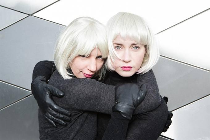B&B: Greta Grinevičiūtė and Agnietė Lisičkinaitė