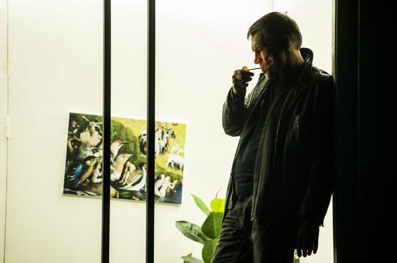 """Saulius Bareikis spektaklyje """"Lokis"""". Dmitrijaus Matvejevo nuotrauka"""
