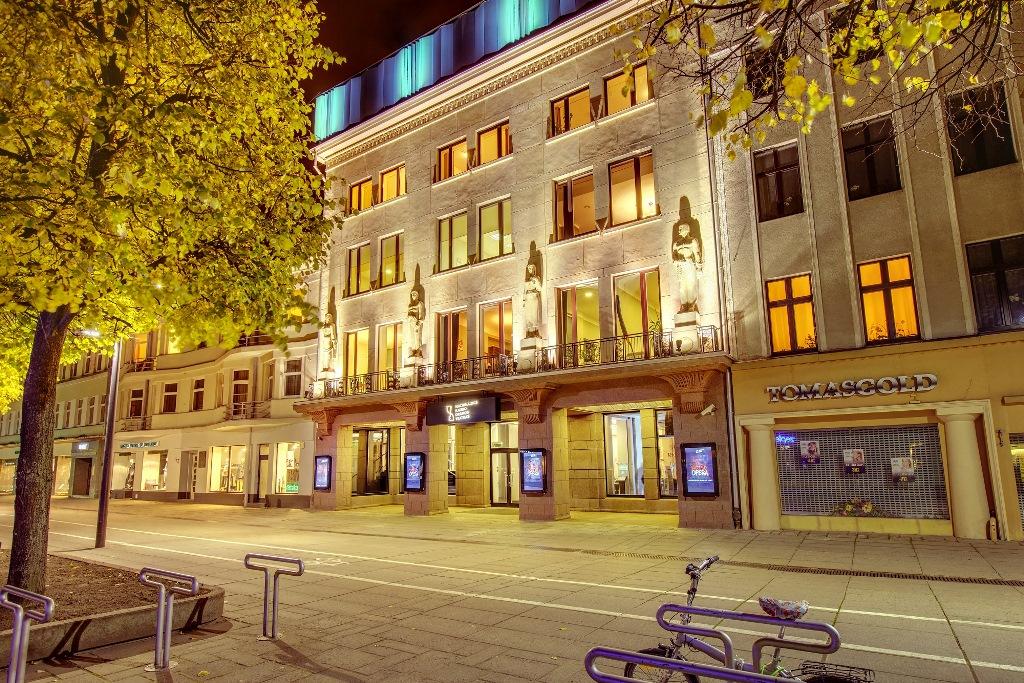National Kaunas Drama Theatre's building nowadays. Photo of NKDT