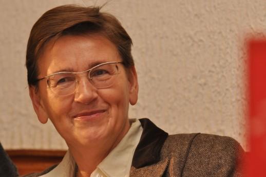 Erika Fischer-Lichte. Glaso Istre (novilist.hr) nuotrauka