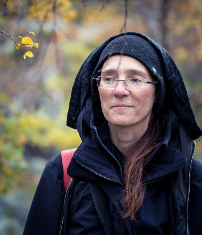 Kompozitorė Antye Greie-Ripatti. Asmeninio archyvo nuotrauka