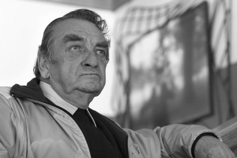Aktorius Romualdas Urvinis. Juozo Miltinio teatro archyvas