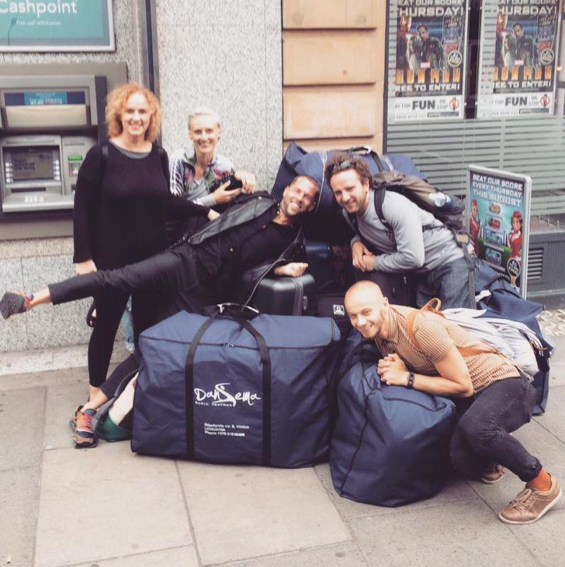 Jie vėl Edinburge! Asmeninio archyvo nuotrauka