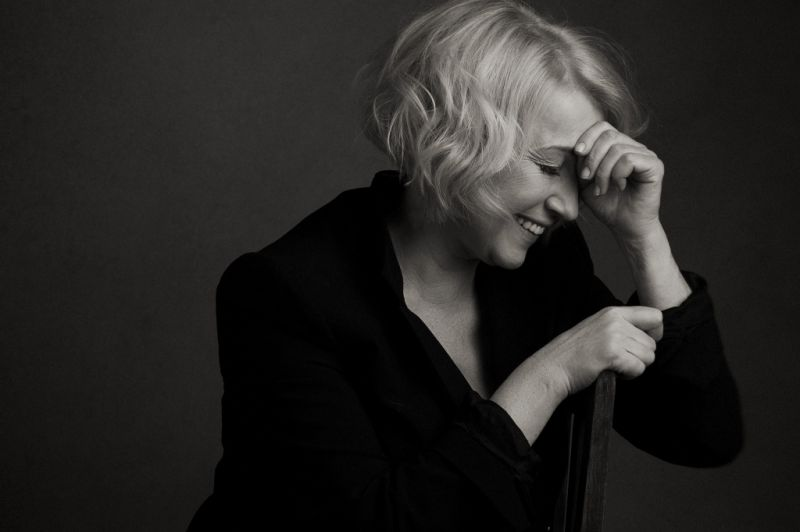 Aktorė Inesa Paliulytė. Kristinos Sabaliauskaitės nuotrauka