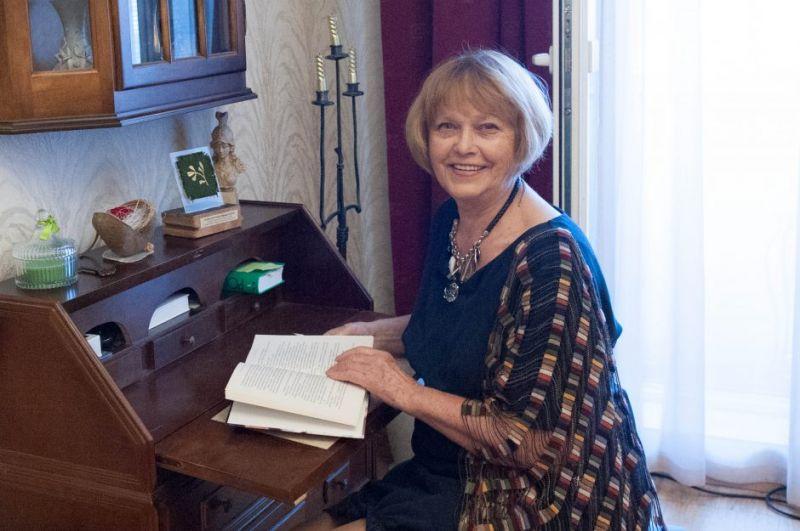 Nijolė Lepeškaitė. Akvilės Snarskienės nuotrauka