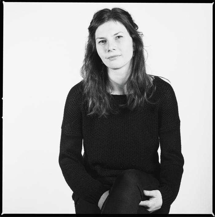 Aktorė Eglė Grigaliūnaitė. Donato Stankevičiaus nuotrauka