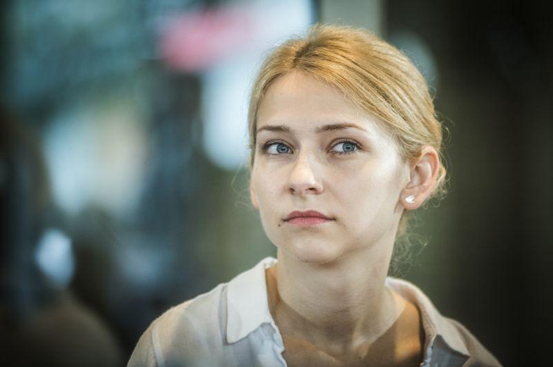 Giedrė Kriaučionytė. Dmitrijaus Matvejevo nuotrauka