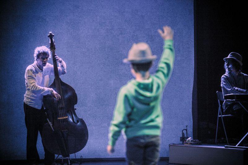 """Džiazo spektaklis vaikams """"Mailso tonai"""". Rengėjų archyvo nuotrauka"""