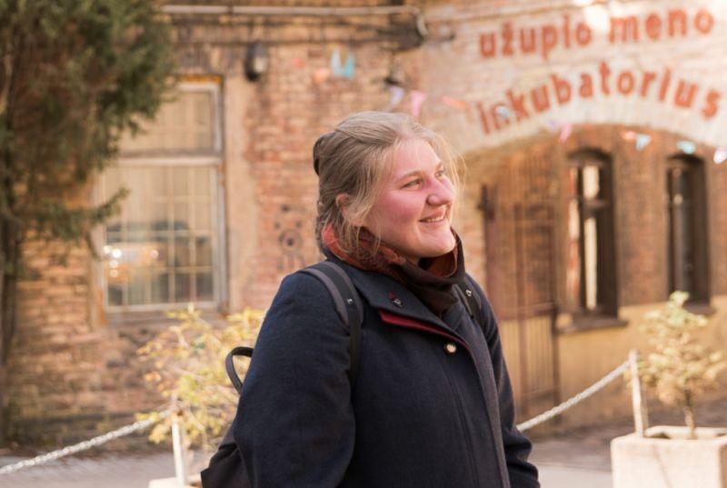 Šiemet geriausia nepagrindinio vaidmens dramos aktore tapo Kamilė Petruškevičiūtė. Gedimino Šulco nuotrauka