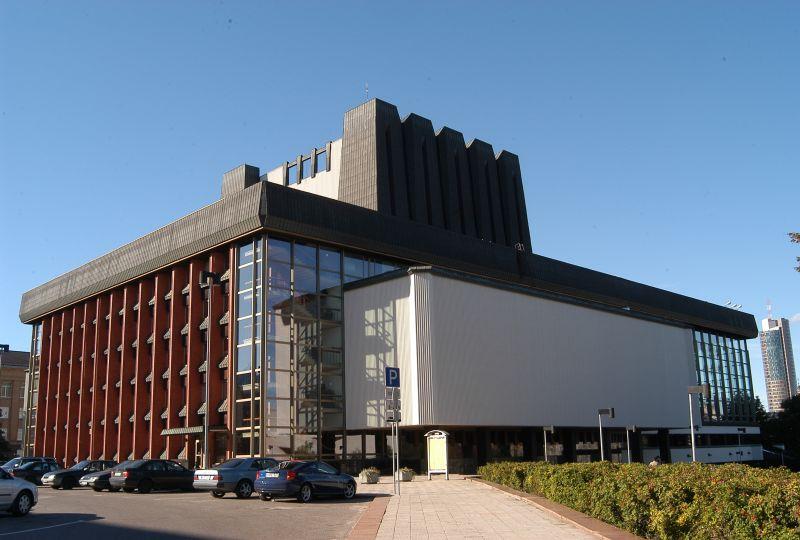 Lietuvos nacionalinio operos ir baleto teatro pastatas. LNOBT archyvo nuotrauka