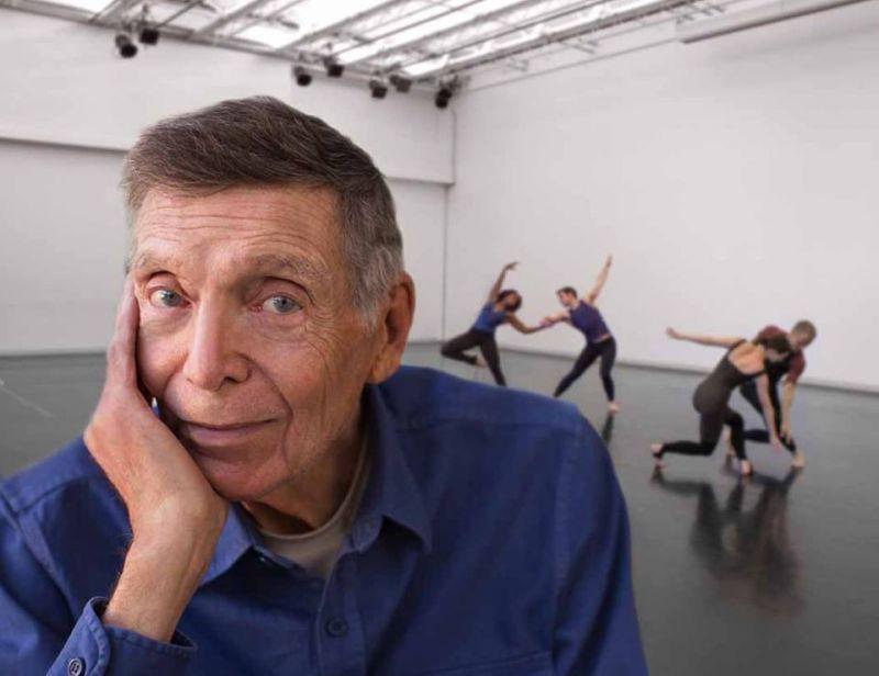 Choreografas Paulas Tayloras. Nuotrauka iš Paul Taylor Dance Company- ptamd.org