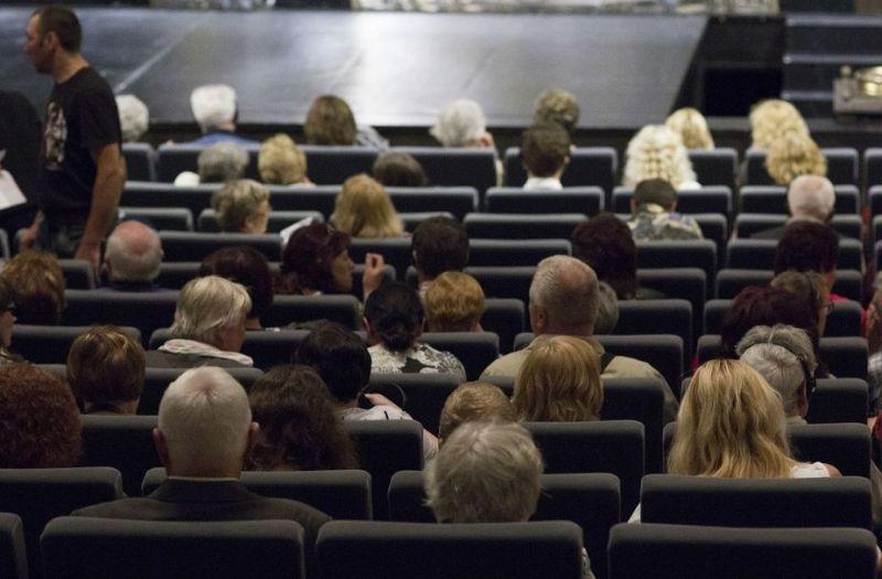 Nacionalinis Kauno dramos teatras atšaukia premjerą. Julijos Kazancevaitės nuotrauka